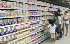 出生率下降加剧奶粉竞争 内外厂