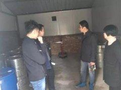 """源头预防促质量 灞桥区食品药监局开展""""两会""""期间安全生产大"""