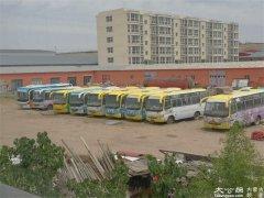 内蒙古乌拉特前旗公交车