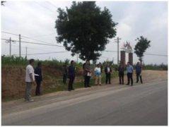 澄城县地方公路管理站对列养县道上半年日常养