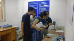 灞桥区市场监管局开展危