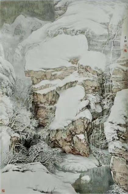 清妙之境——李敏山水畫研讀札記