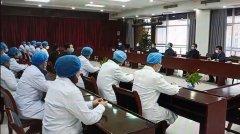 合阳县领导看望慰问县医院奋战在抗疫一线的医务人员