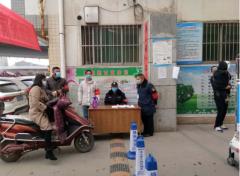 合阳县城关街道:青春