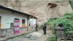 合阳县自然资源局百良管理所全面排查地质灾害隐患