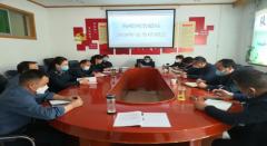 杨峪河治超站组织开展安