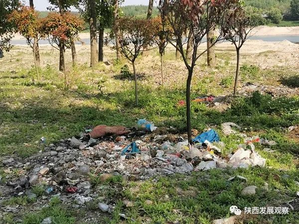 垃圾堆积 河沙疯采 汉中洋县如何保障一江清水送京津