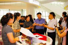 陕西省药监局党组书记、局长应宏锋赴渭南经开区调研新药