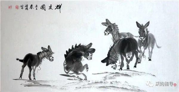 渭南市青年书画家李伟强:只有文化自信,才能浓墨绘出大好人生
