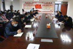 陕西渭南市委常委、副市长刘凯调研市场监管工作