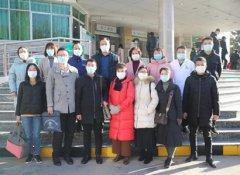 商洛市中心医院派出6人对口帮扶县级医院疫情防控工作