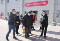 陕西定边县为142户保障困