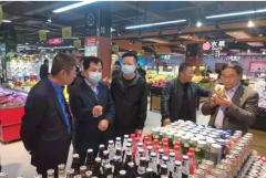 陕西靖边:市场监