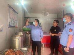 渭南蒲城县市场监