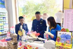 陕西榆阳:市场监管综合执法大队开展儿童和婴幼儿化妆品专项