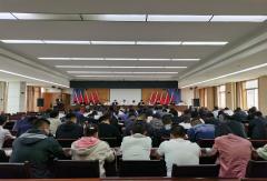 陕西韩城:龙门镇三项举
