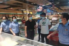 陕西富平:县市场